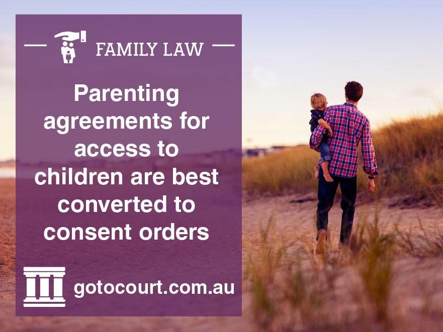 Access to Children Australia