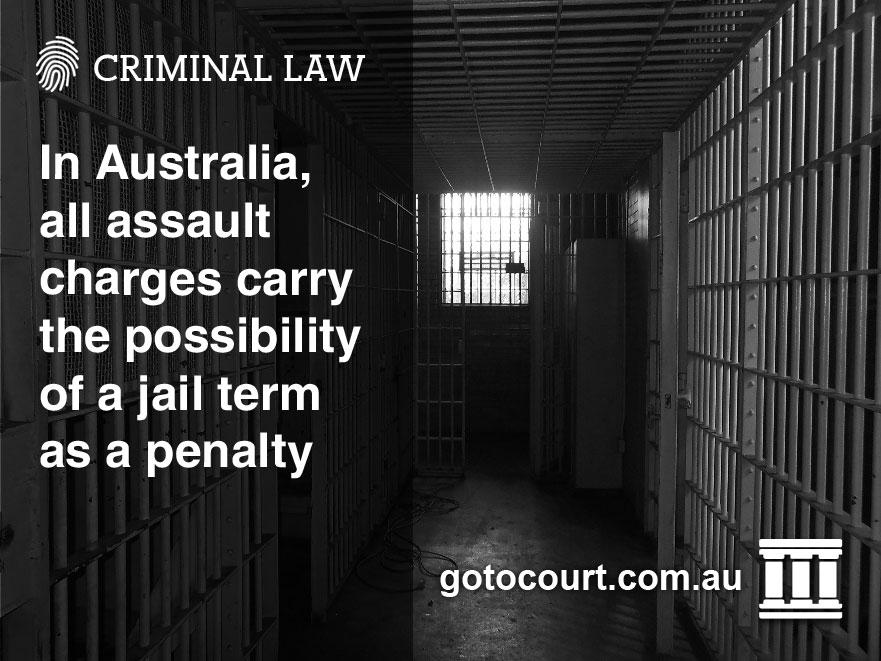 Assault Australia