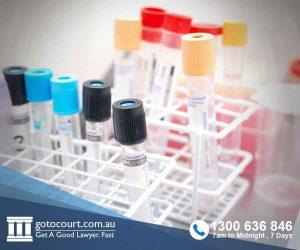 Drink Driving Blood Tests in Western Australia