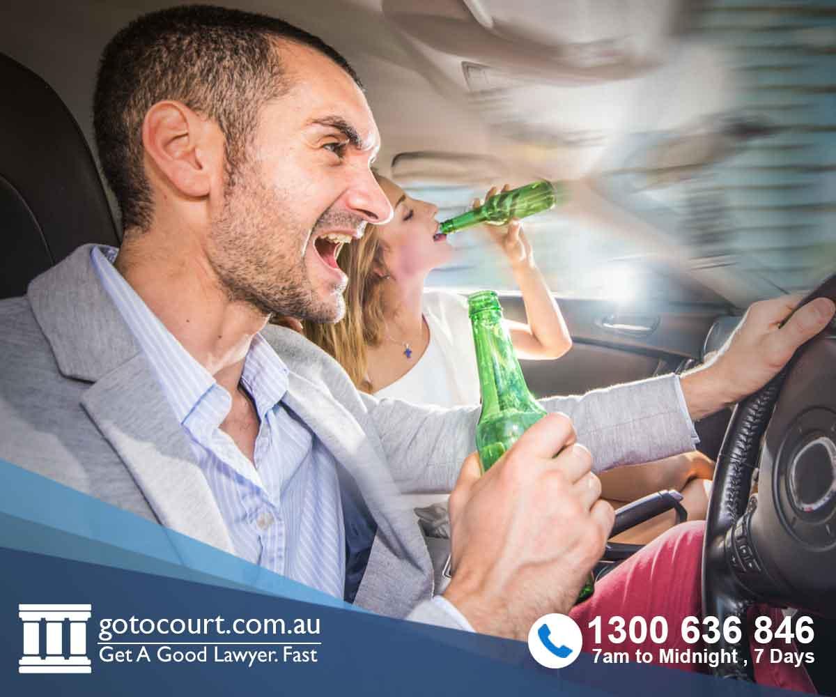 Penalties for Drink Driving in Queensland