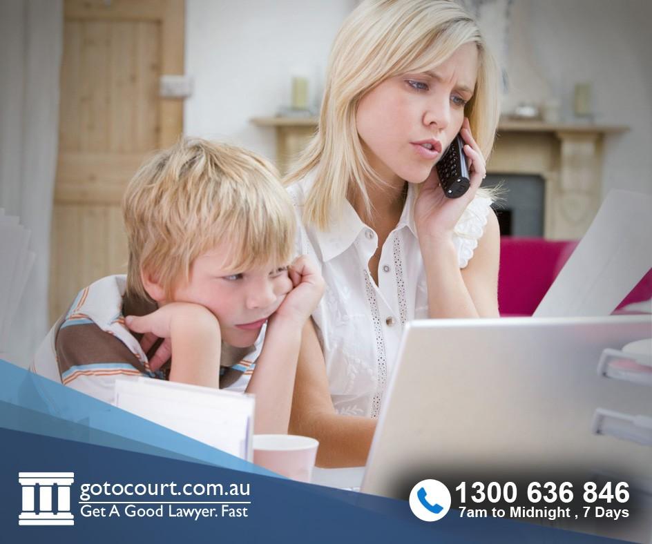 Child Support in Australia