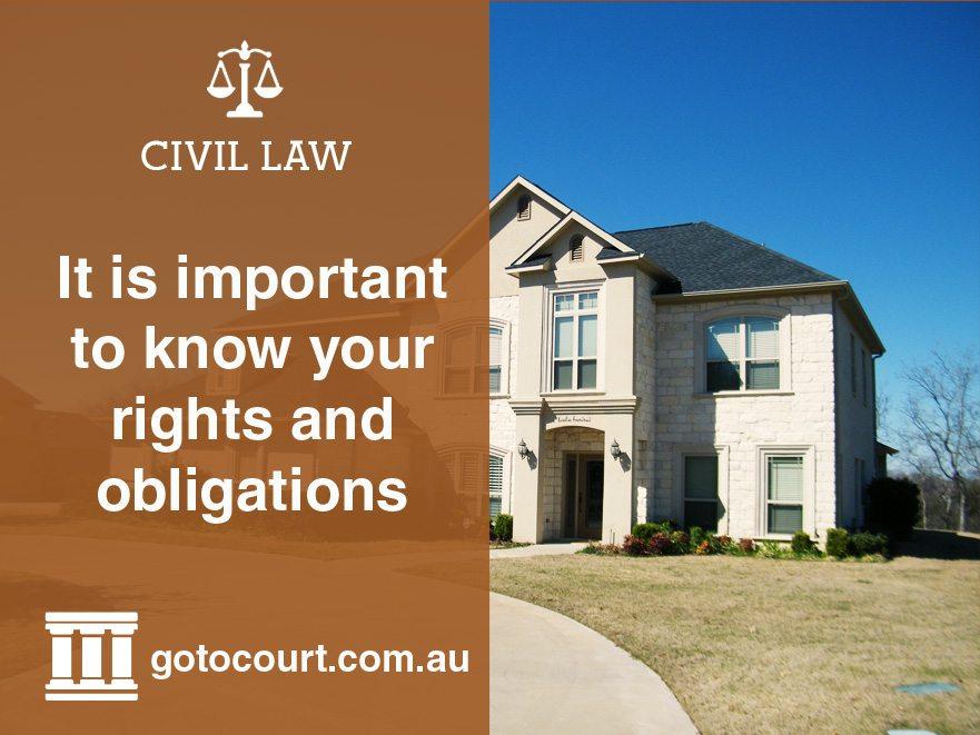 Residential Tenancies law in Western Australia