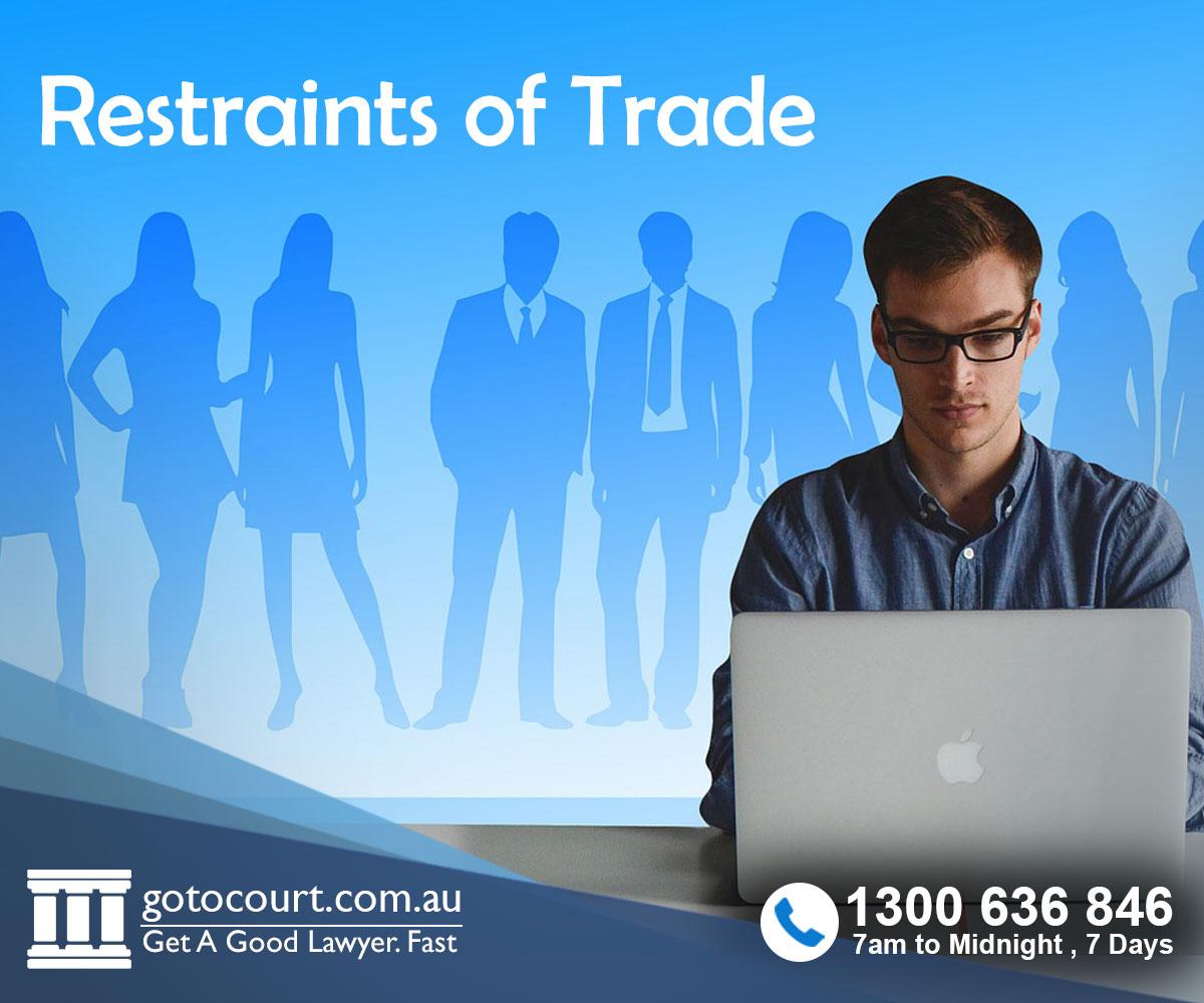 Restraints of Trade in Tasmania