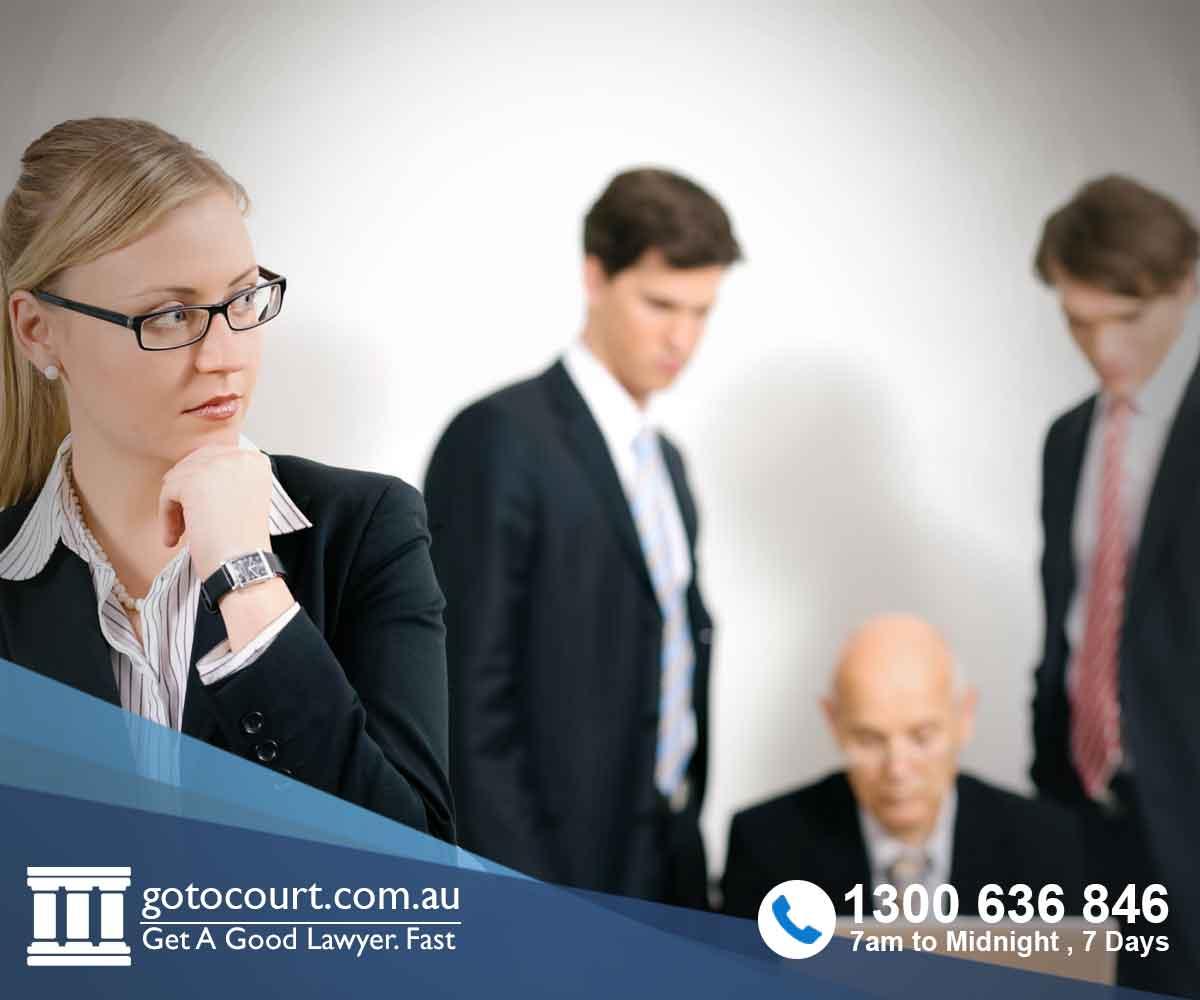 Workplace Discrimination in Australia