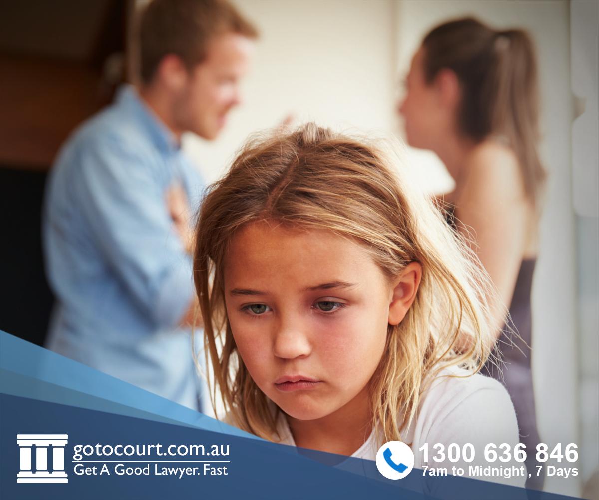 Consent Orders for Children in Australia
