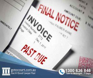 Debt Recovery in Tasmania