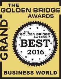 2016-Golden-bridge-awards - Website of the Year - Best Web Writing/Content