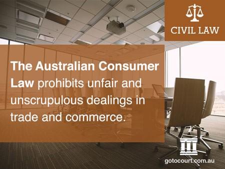 Consumer Claims TAS