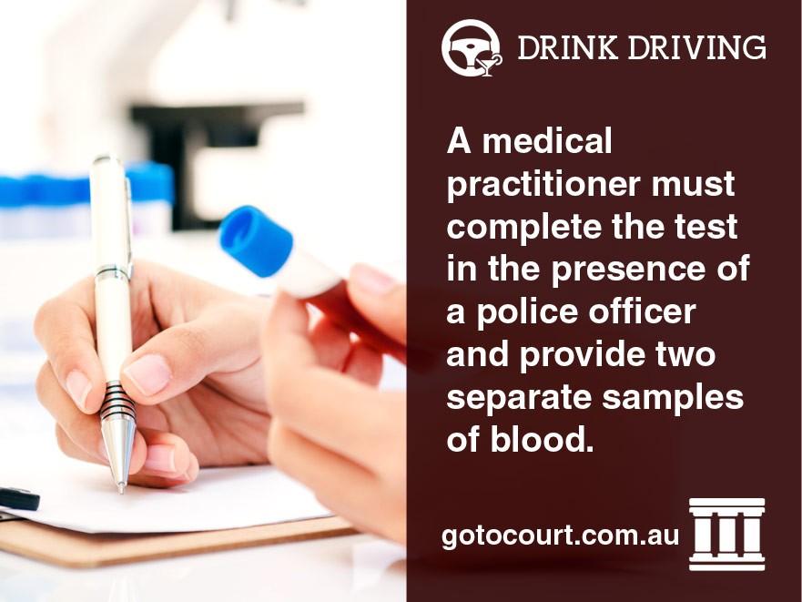 Refusing Blood Test SA