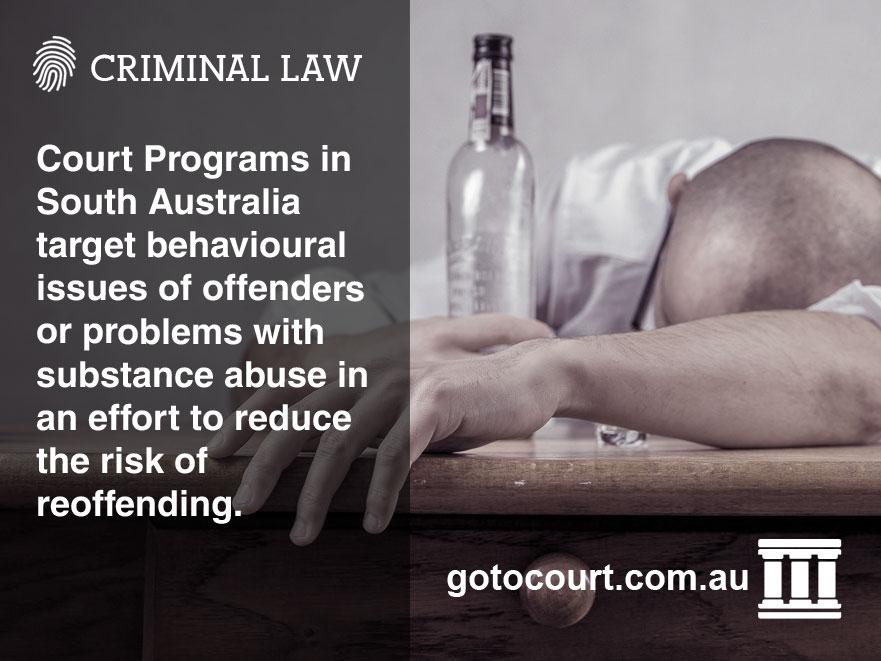 Court Programs in South Australia