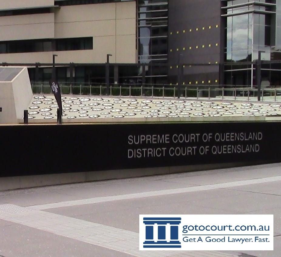 Brisbane Courts QLD