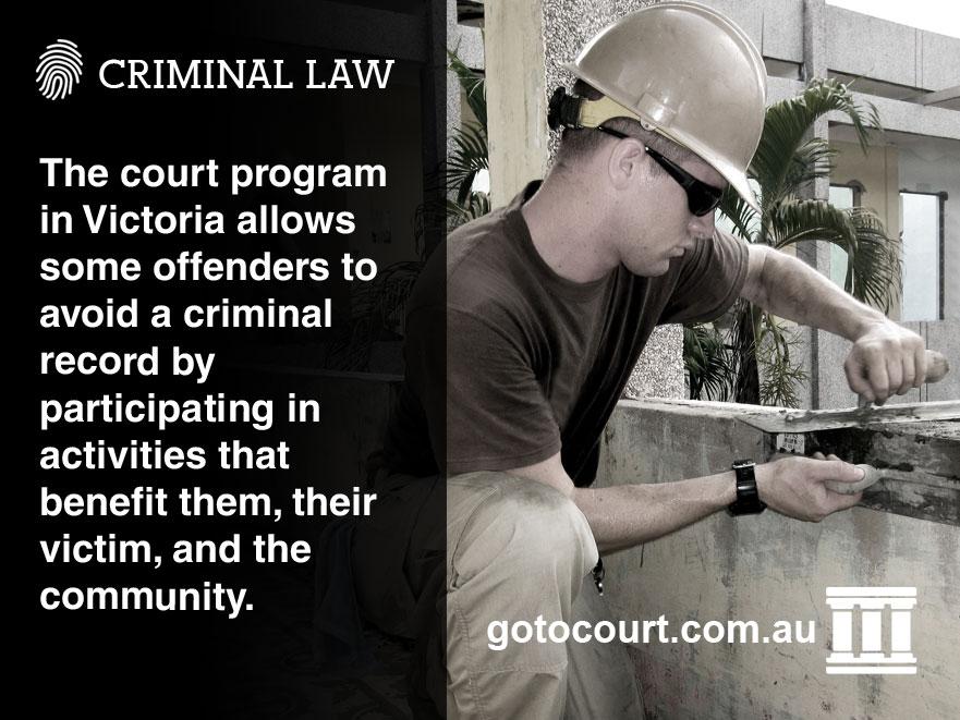 Court Program Victoria