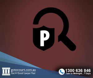 Personal Searches in Victoria