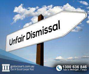Unfair Dismissal in Victoria