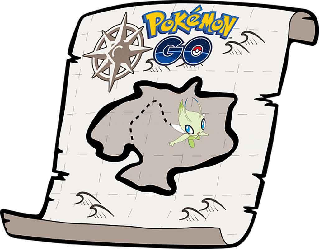 Pokémon Go in Australia - Map