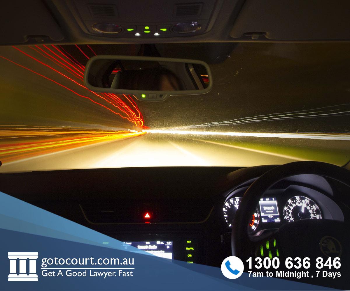 Restricted licence in Queensland