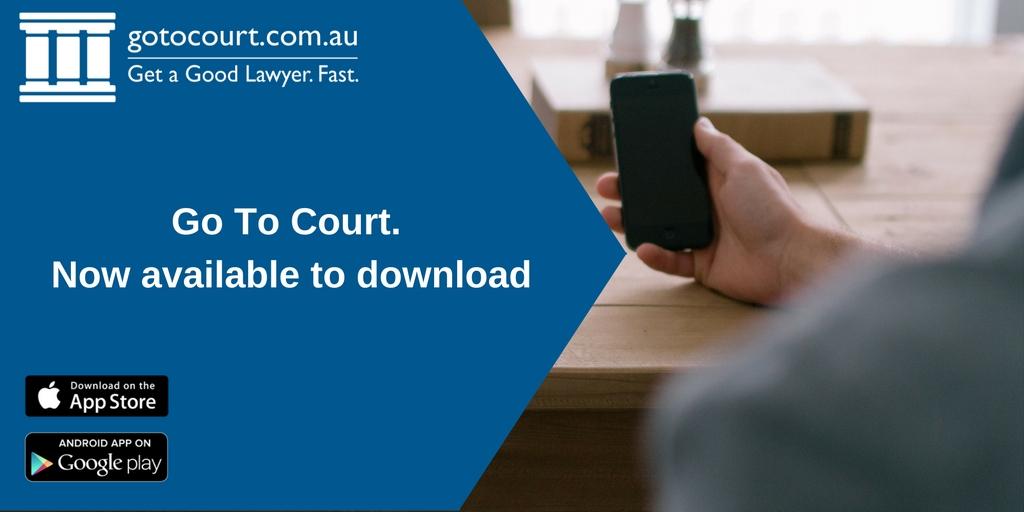 Go To Court App