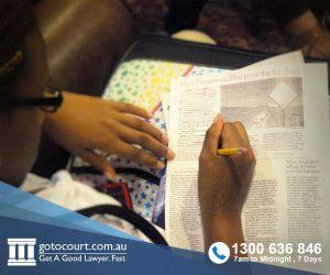 Work With Children in Queensland: Blue Card Application