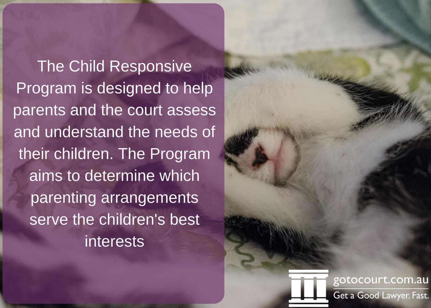 Child Responsive Program