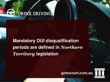 DWI - Northern Territory