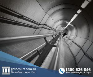 Unlawful stalking in Queensland