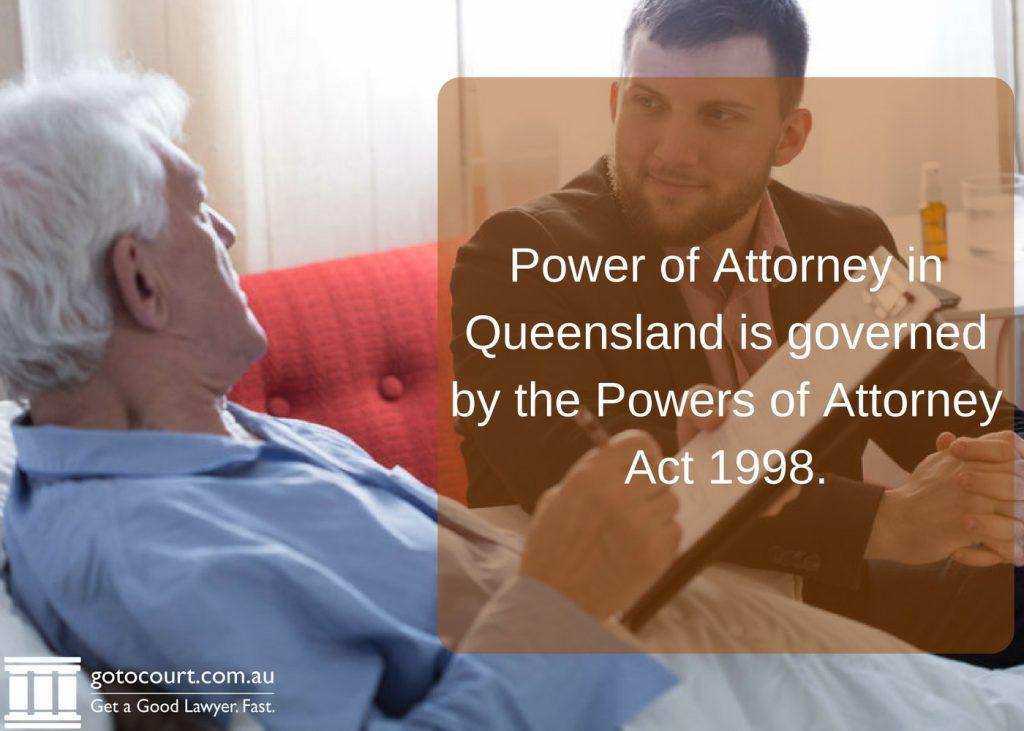 Power of Attorney in Queensland