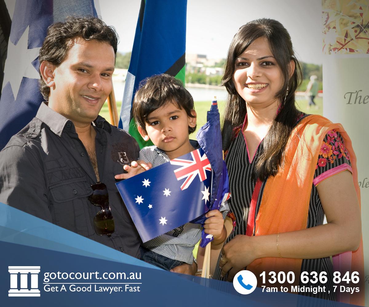 Modern Australian Citizenship