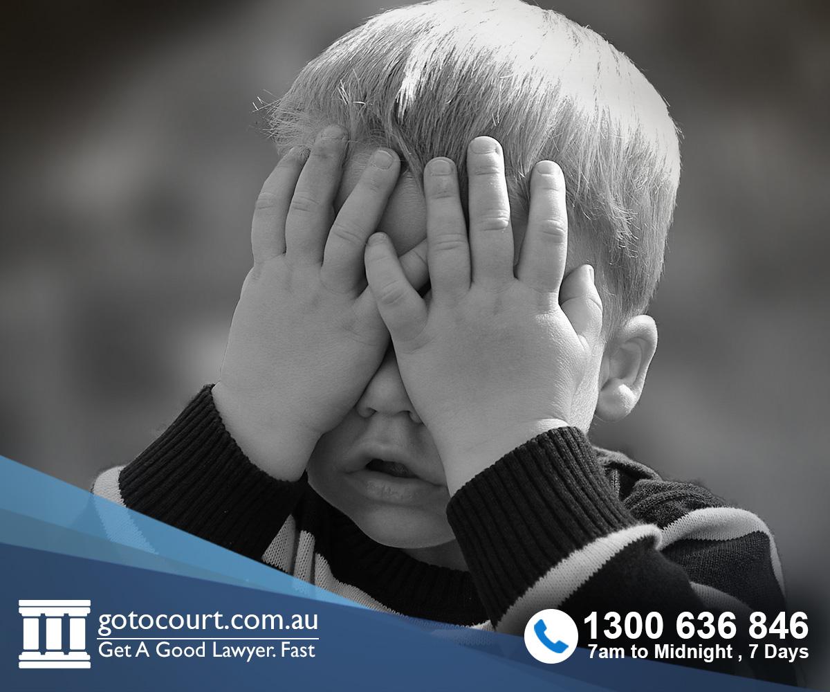 Breach family violence intervention order in Victoria