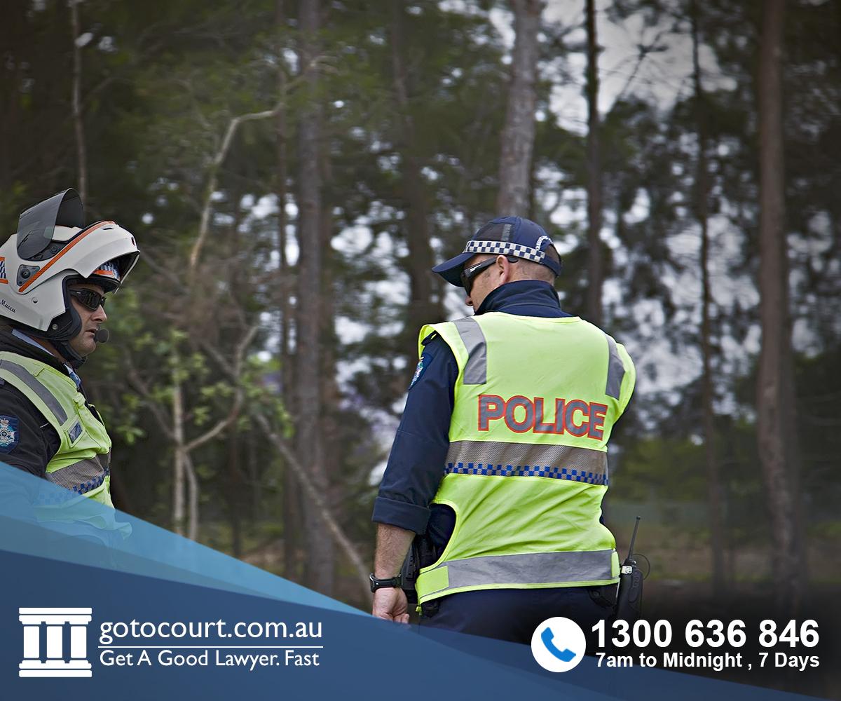Arrest NSW