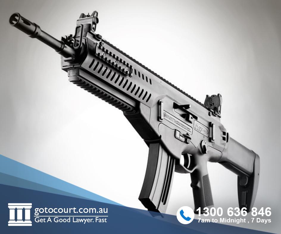 Firearms licence
