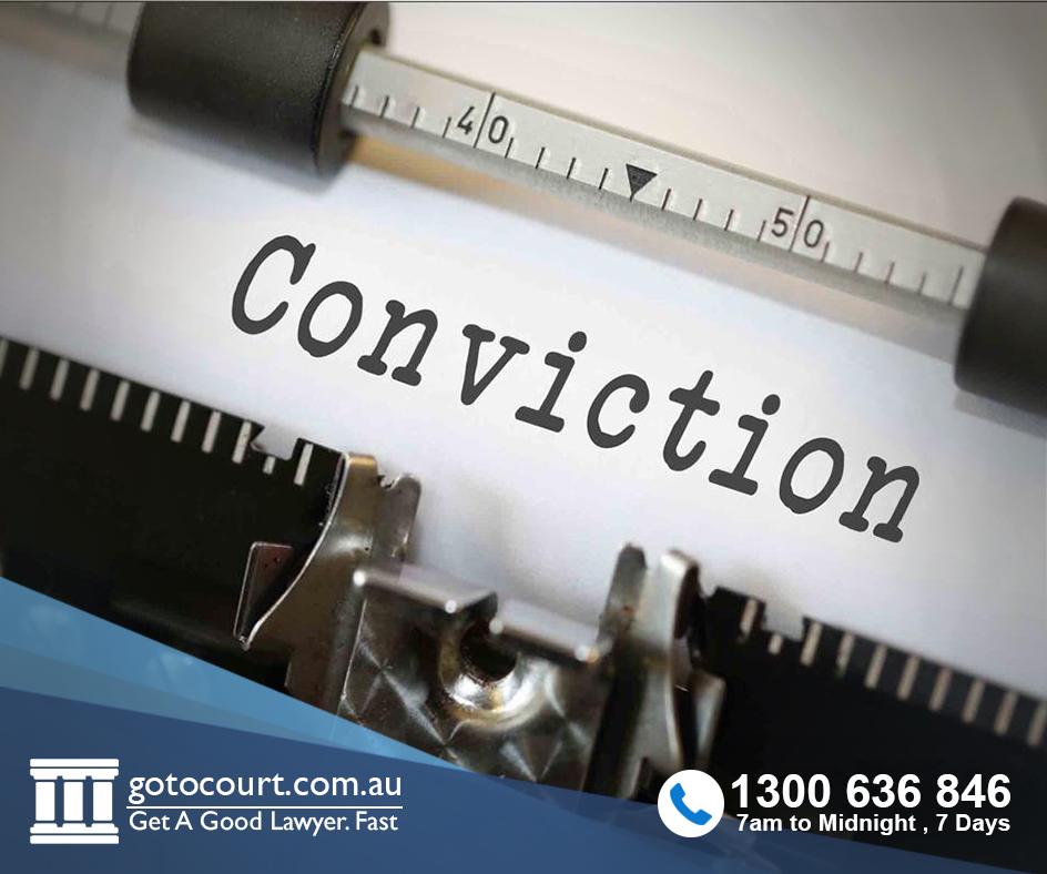 no conviction