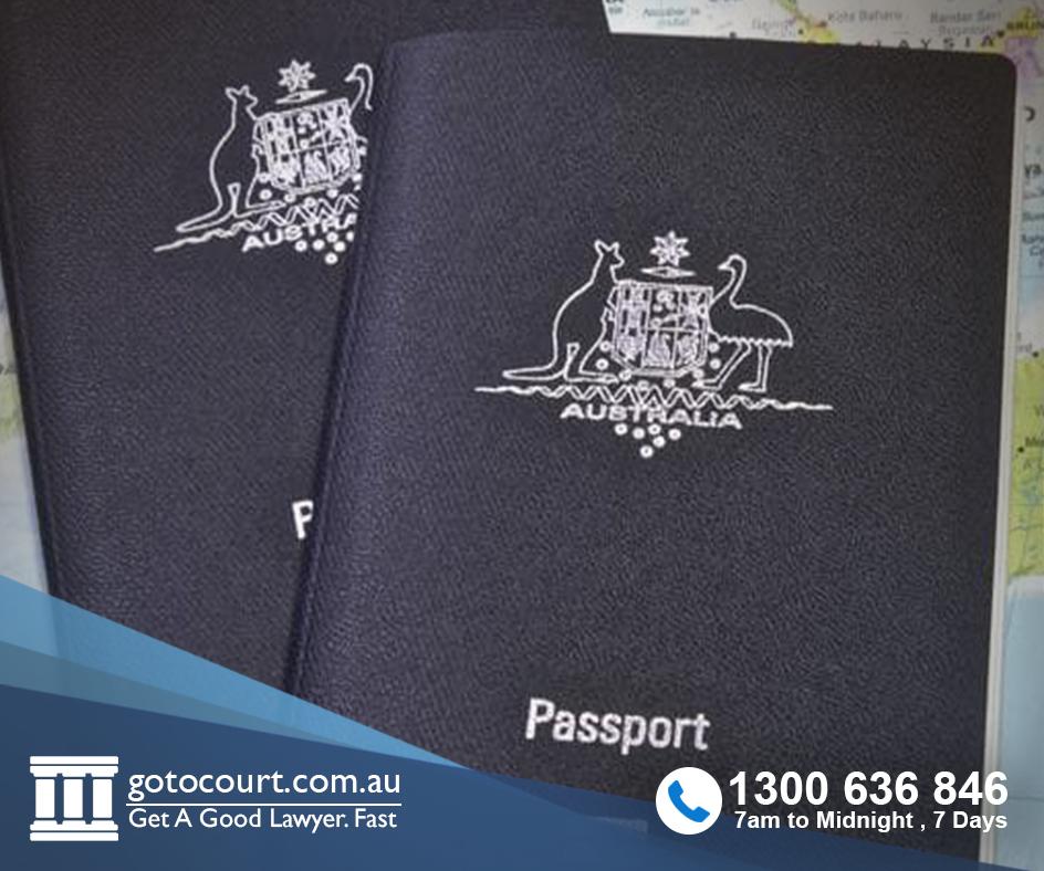 Australian citizen