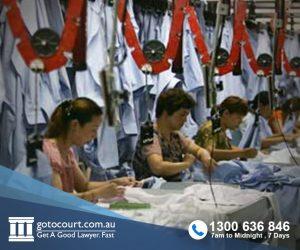 Australia's Modern Slavery Act