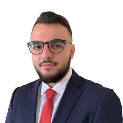 Adam Elbob, Law Clerk, Go To Court Lawyers