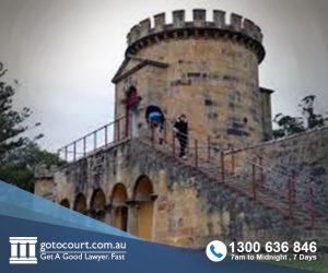 Imprisonment in Tasmania