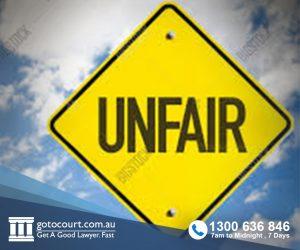 Procedural Fairness During Sentencing