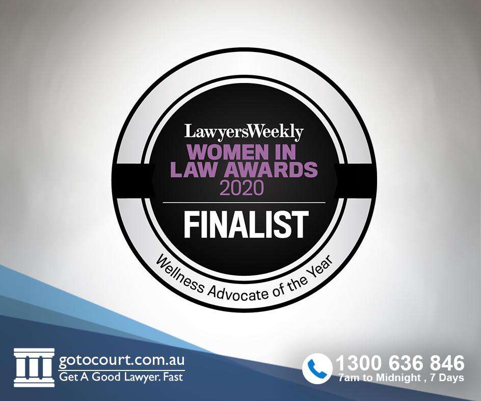 women in law awards