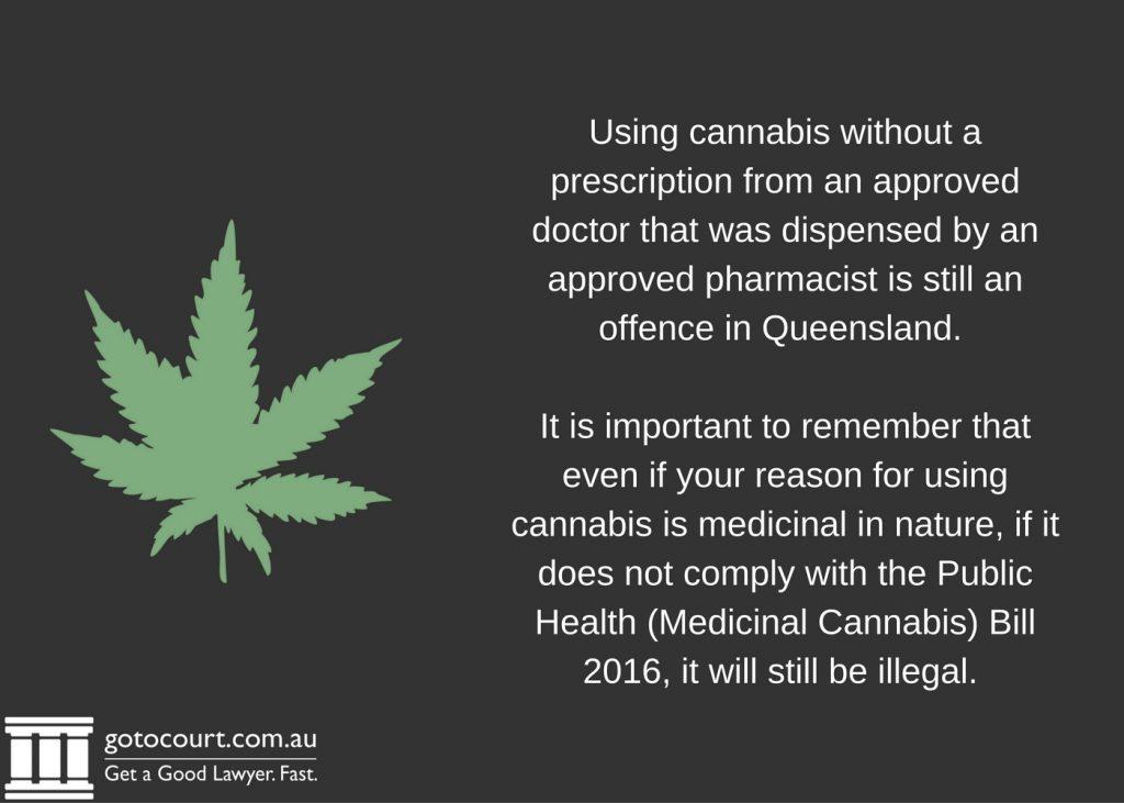 Medicinal Cannabis Legalised in Queensland