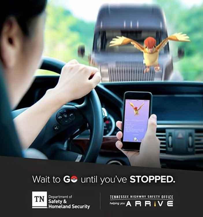 US Homeland Security Pokémon Go Ad