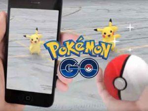 Pokémon Go on your screen