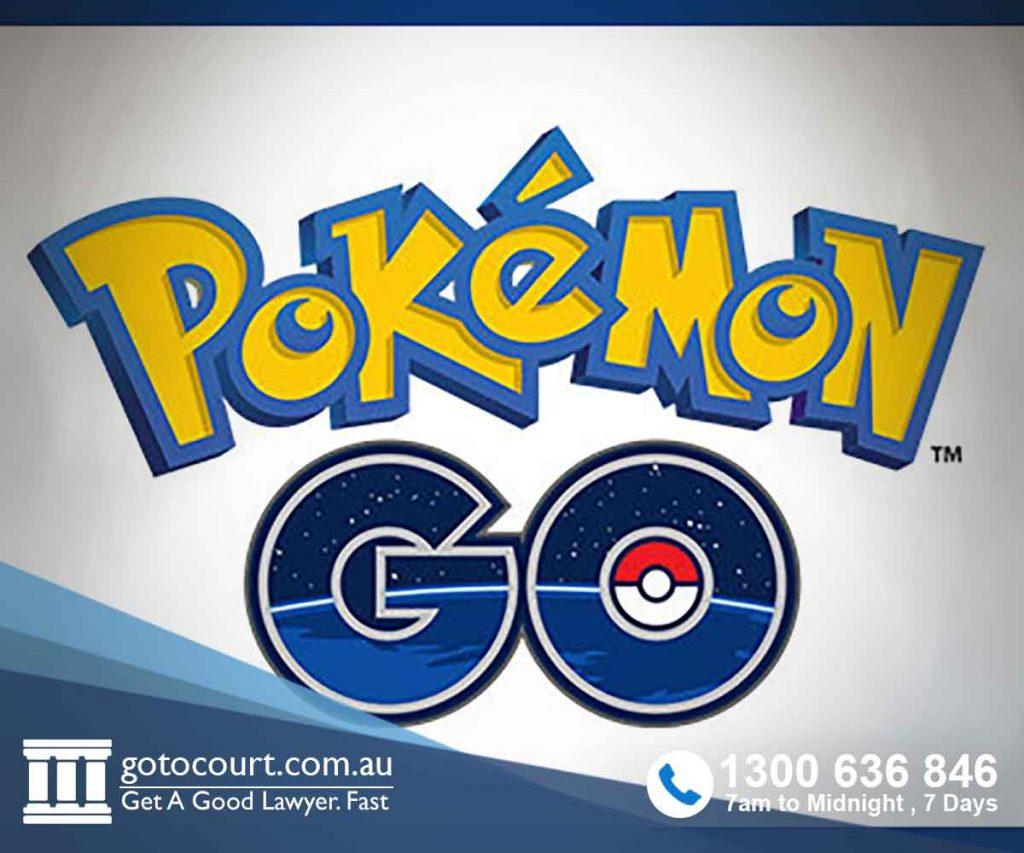 Australian Law and Pokémon Go