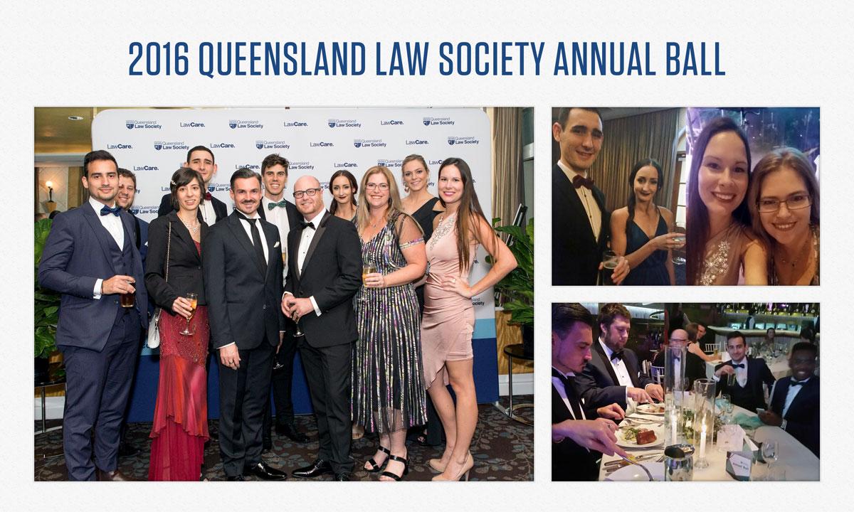 GTC at the 2016 QLS Law Ball