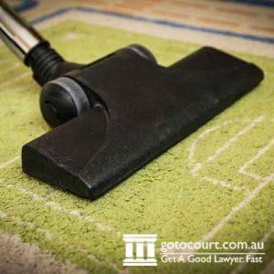 Can I vacuum at night in Victoria?