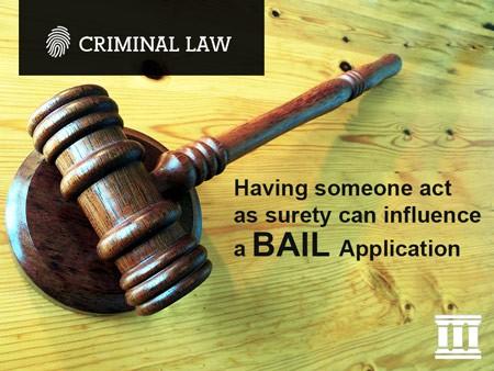 Bail In VIC