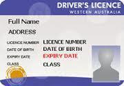 Extraordinary Driver License in western australia